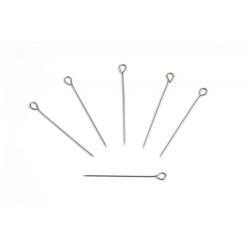 Булавка цельнометаллическая одностержневая 1-30 width=