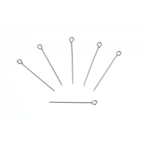 Булавка цельнометаллическая одностержневая 1-30