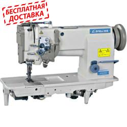 Ankai AK-82440-2 двухигольная прямострочная беспосадочная машина для тяжёлых материалов