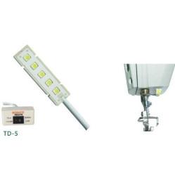Boshite (Zoje) TD-5 LED-светильник на магните для швейной машины width=