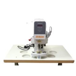 DS-12D Пресс электрический трехпозиционный для установки металофурнитуры