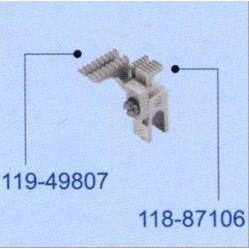 Двигатель ткани 118-87106 Juki width=