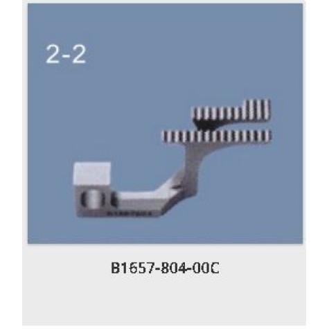Двигатель ткани B1657-804-00C Juki