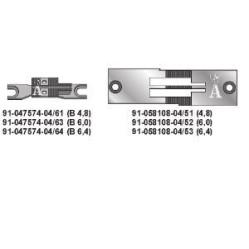 Двигатель ткани 91-047574-04x6.4 Pfaff width=