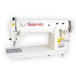 Golden Wheel CS-2110L одноигольная машина зигзагообразной строчки (глазковая закрепка)