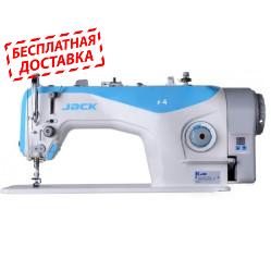 Jack F4-HL-7 одноигольная швейная машина с увеличенным челноком