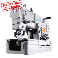 Jack JK-T781D промышленный петельный полуавтомат (прямая петля) со встроенным сервомотором