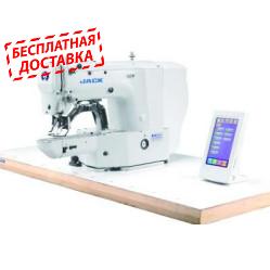 Jack JK-T1900GSK программируемая закрепочная / пуговичная машина