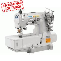 Jack JK-8569ADI-23 пятиниточная распошивальная машина со встроенным сервомотором