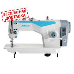 Jack JK-F4-7 одноигольная швейная машина с прямым приводом и длиной стежка 7 мм