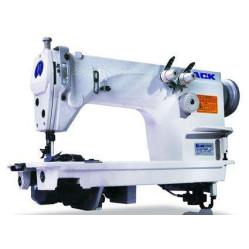 Jack JK-8558W-1 Двухигольная промышленная швейная машина цепного параллельного стежка width=