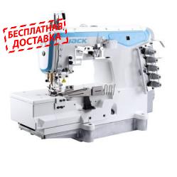 Jack W-4D-01/02/03/08 - 356/364 Универсальная промышленная распошивальная машина 4 в 1
