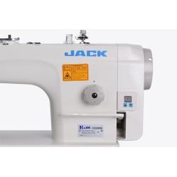 Jack JK-5558WB прямострочная машина с обрезкой края материала и встроенным сервоприводом