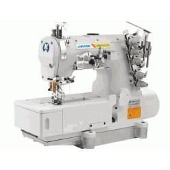 Jack JK-8569ADI-23 пятиниточная распошивальная машина со встроенным сервомотором width=