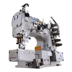 Jack JK-8669BDI-01GB-356/364 3-игольная пятиниточная распошивальная швейная машина со встроенным сервоприводом width=
