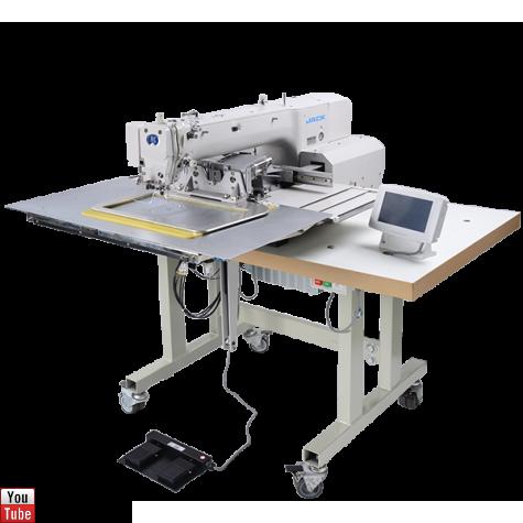 Jack JK-T3020D программируемая промышленная швейная 1-игольная машина-автомат