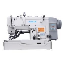 Jack JK-T783E петельный полуавтомат (прямая петля) с автоподъемом лапки и прямым приводом width=