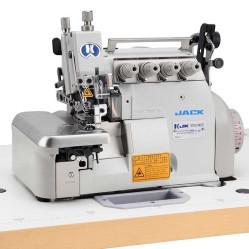 Jack JK-798TDI-4-514-A04/435 Промышленный четырехниточный оверлок со встроенным сервомотором и шагающей лапкой width=