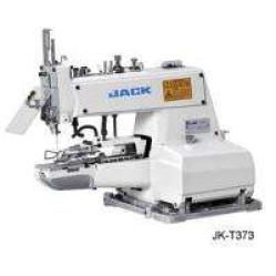 Jack JK-T373 промышленный пуговичный полуавтомат для плоских пуговиц с сервоприводом width=