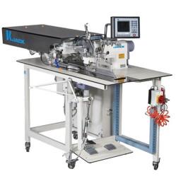 """Jack JK-T5878-58B автоматизированная швейная машина для заготовки планки """"поло"""" width="""