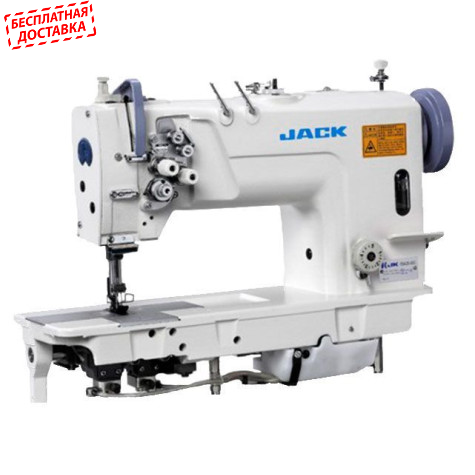 Jack JK-58420B швейная машина челночного стежка без отключения игл