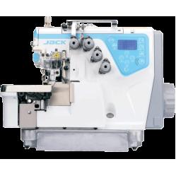 Jack C5-5-03/333 пятиниточный автоматический оверлок с пневматическим устройством удаления обрезков width=