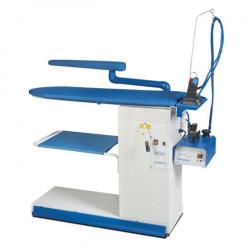 PRIMULA TAILOR FL S+B F1 Промышленный гладильный стол с рукавом, подогревом поверхности, вакуумным отсосом и поддувкой width=
