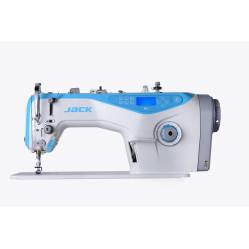 Jack JK-A4S одноигольная прямострочная швейная машина с автоматикой и закрытой смазкой