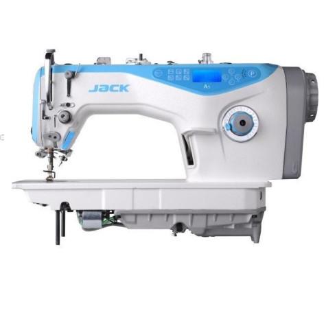 Jack JK-A5N-E одноигольная прямострочная швейная машина с автоматикой