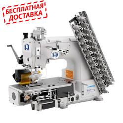 Jack JK-8009VC-12064P 12-игольная швейная машина цепного стежка