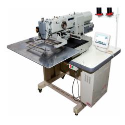 Швейная машина с программным управлением 200х300 мм по тяжелым материалам