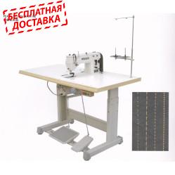 """Japsew J-333 промышленная швейная машина для декоративной строчки """"ручеек"""""""