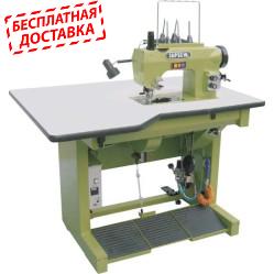 """Japsew 781-E Промышленная швейная машина имитации """"настоящего"""" ручного стежка"""