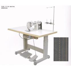 """Japsew J-333 промышленная швейная машина для декоративной строчки """"ручеек"""" width="""