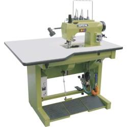 """Japsew 781-E Промышленная швейная машина имитации """"настоящего"""" ручного стежка width="""
