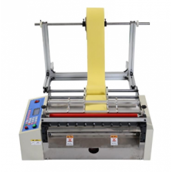 SK-600 Машина для нарезки ленты плёнки эластичной ленты width=