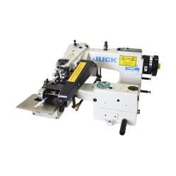 """Juck JK-370 промышленная машина потайного стежка для пришивания брючных """"ушей"""""""