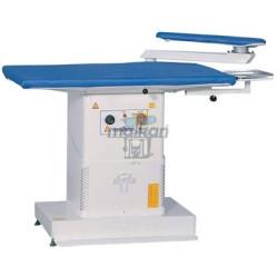 Malkan UP102AK прямоугольный гладильный стол с рукавом и поддувом