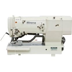 Minerva М1791А-К компьютерная петельная машина для выполнения прямой и имитации глазковой петли до 70 мм
