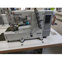 Minerva M571JD распошивальная машина со встроенным сервомотором