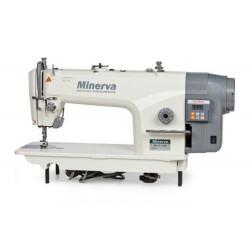 Minerva M818JDE прямострочная швейная машина