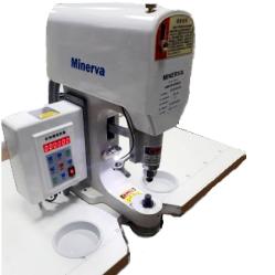 Minerva MR-8808 электромагнитный пресс для установки фурнитуры width=