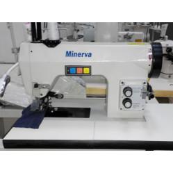 """Minerva M-H781  Промышленная швейная машина имитации """"настоящего"""" ручного стежка"""