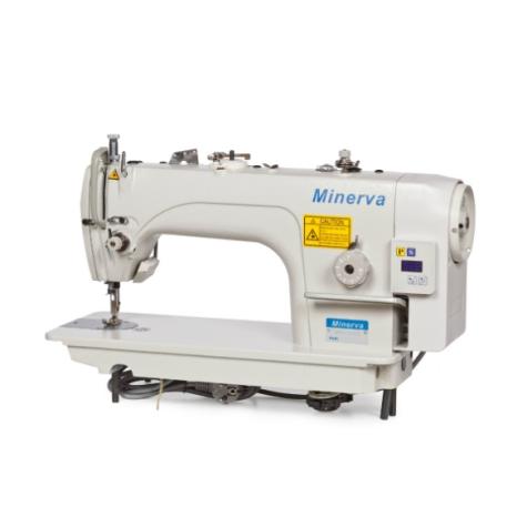 Прямострочная одноигольная швейная машина Minerva M8700DD-5