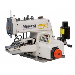 Minerva M373D Пуговичная промышленная машина width=