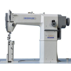 Boma BMA-810D Колонковая швейная машина с прижимным роликом и прямым приводом width=