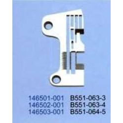 Игольная пластина 146503-0-01 Brother width=