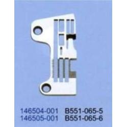 Игольная пластина 146505-0-01 Brother width=