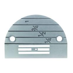 Игольная пластина E14 Ø 1,4 мм  Универсальная