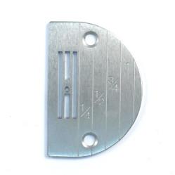 Игольная пластина E20 Ø 2,0 мм  Универсальная